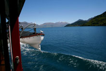 On Board the Earnslaw